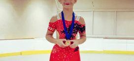 Bay Girl Earns Ohio Skating Awards