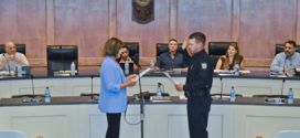 Fairview Park Police Officer Sworn In