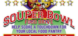 SOUPer Bowl Food Drive 2019
