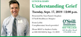 O'Neill Healthcare Lunch & Learn: Understanding Grief