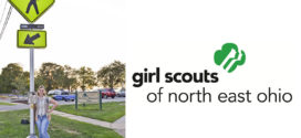 Avon Lake Girl Scout's Gold Award Project Targets Crosswalk Safety and Awareness