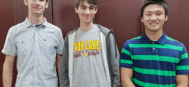 Three Avon Lake High School Seniors Named National Merit Finalists