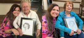 Avon Place Nurse Honors Residents Through Art