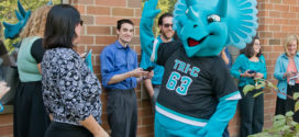 Big News! Stomp the Triceratops Makes Debut
