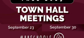 RRCSD to Host Two Fall Town Hall Meetings