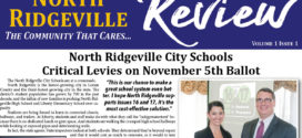 Introducing The North Ridgeville Review