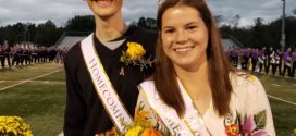 Avon Crowns Homecoming Royalty