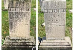 Bay Village Begins Lakeside Cemetery Improvements