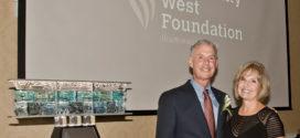 Community West Foundation 2019 Art of Caring Award Recipients Bill and Jill Oatey