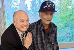 Westlake Senior Center Honors Vets