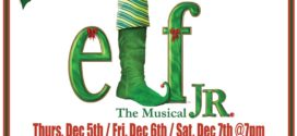 Elf Jr. The Musical at ALHS