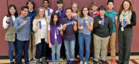 Avon Middle School Advances at County Academic Challenge