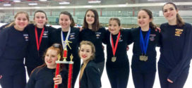 Area Students Compete in 2020 Ohio High School Team Figure Skating Championships