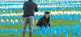Lorain County Community College Celebrates 2020 Graduates with Grand Display