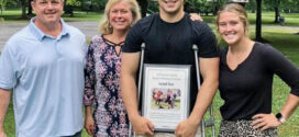 Avon's Joe Svec is Scholar-Athlete of the Year