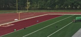 New Stadium Turf Project Underway