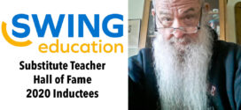 Swing Education Names its 2020 Inductees into the Substitute Teacher Hall of Fame