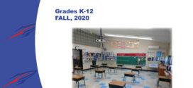Bay Schools COVID-19 Planning (July 2020)