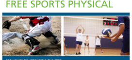 The Center for Orthopedics to Host 12th Annual Sports Physical Event