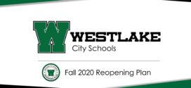 Westlake Schools Reopening Plan