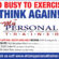 My Personal Trainer: Too Busy to Exercise? Think Again!