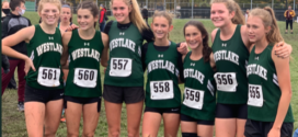 Westlake Girls Cross Country Wins District Championship