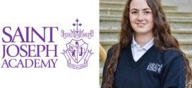 Saint Joseph Academy Senior Gwen Pierce Named Commended Scholar in the National Merit Scholarship Program