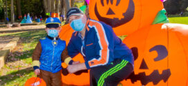 Avon Hosts 'Not-So-Spooky Halloween
