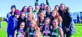 Westlake Girls Win SWC Cross Country Championship