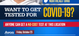 COVID-19 Pop-Up Testing Site Available in Avon Oct. 23