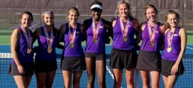 Avon High Wins Southwestern Conference Girls Tennis Title