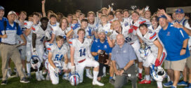 Bay Wins the Battle for the Little Brown Jug