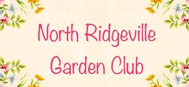 North Ridgeville Garden Club October Meeting
