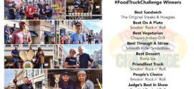 Crocker Park Food Truck Challenge is a Hit!